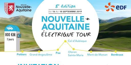 TOUR VEHICULES ELECTRIQUES NOUVELLE AQUITAINE