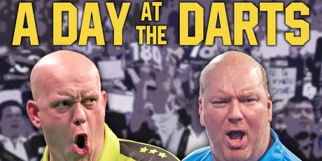 A DAY AT THE DARTS tickets