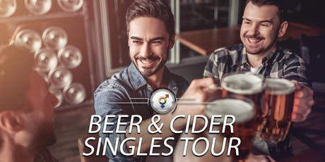 Gay Beer & Cider Tour | Age 30-49 | September tickets