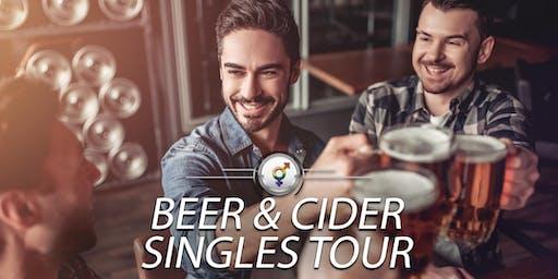 Gay Beer & Cider Tour | Age 30-49 | September