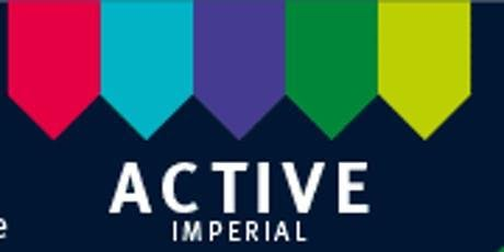 Yoga - Active Imperial tickets