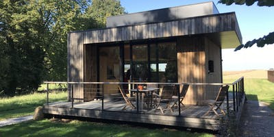 Behind the Scenes : Wald-Cube EcoLodge visit
