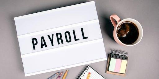 Workshop 2019 - Annual  International Payroll Training Events - Birmingham