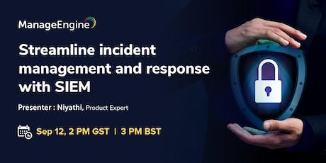 ManageEngine's Hybrid Active Directory & IT Security webinar