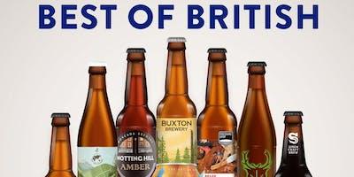 British Beer Tasting