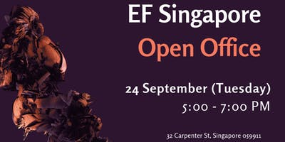 EF Singapore September 2019 Open Office