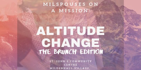 Altitude Change - The Brunch Edition