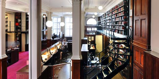 Evening Tour of The London Library - 9 December 2019