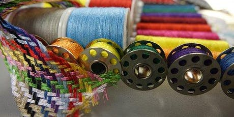 Sewing For Weavers with The Dunmore Weaver tickets
