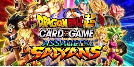ASSAULT OF SAIYAN Tournament billets