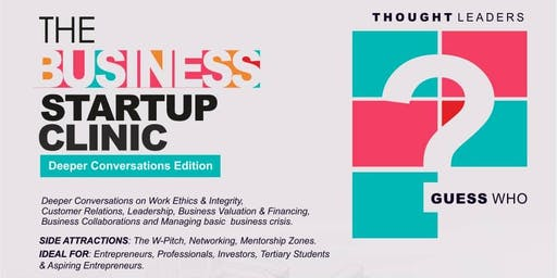 The Business Startup Clinic (50ghc Registration Fee)