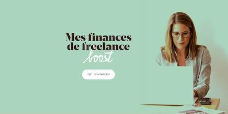 Mes finances de freelance - 10  décembre billets
