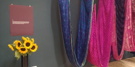 Weaving with Vintage Sari's with The Dunmore Weaver tickets
