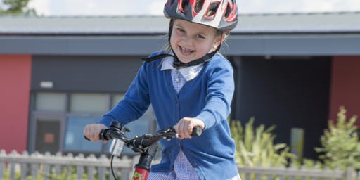 Bikeability taster sessions ( 4 and 5 year olds)