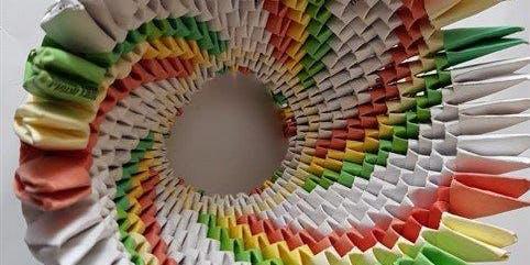 Paper Folding Taster Workshop