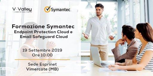Symantec Sales Certification Day - 19 settembre 2019