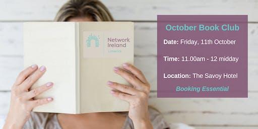 Network Ireland Limerick - October Book Club