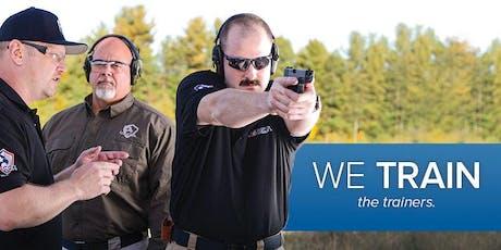 2 Day USCCA Certified Firearm Instructor Academy - Midlothian, Illinois tickets