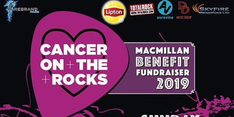 Cancer On The Rocks 2019 tickets