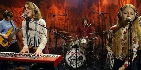 Soft Rock Cafe - Featuring Joel Sarakula solo tickets