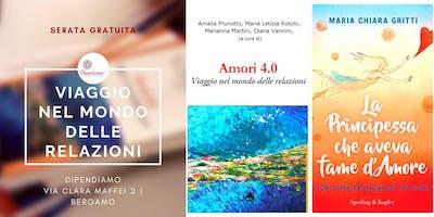 Serata Gratuita - Amori 4.0 | Viaggio nel mondo delle relazioni