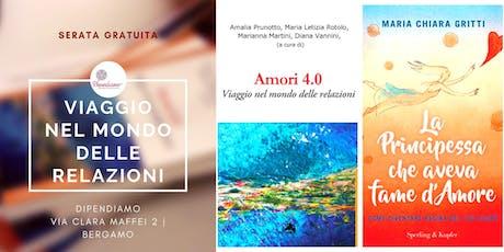 Serata Gratuita - Amori 4.0 | Viaggio nel mondo delle relazioni biglietti