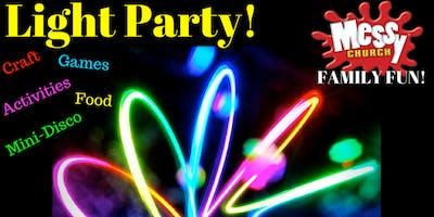 Rooksdown Light Party 2019