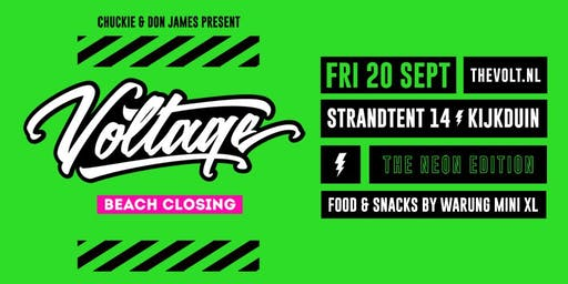 Voltage - Beach Closing
