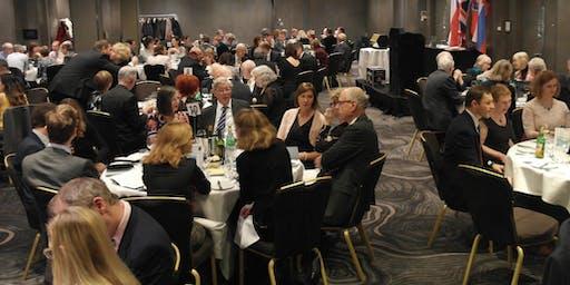 BCSA  28th annual dinner