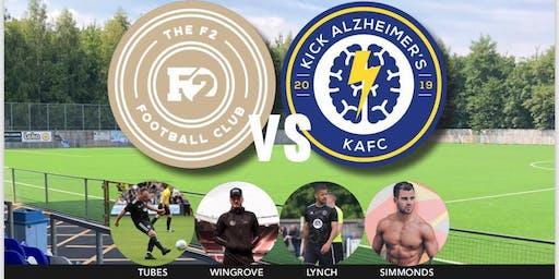 Kick Alzheimer's FC vs F2FC