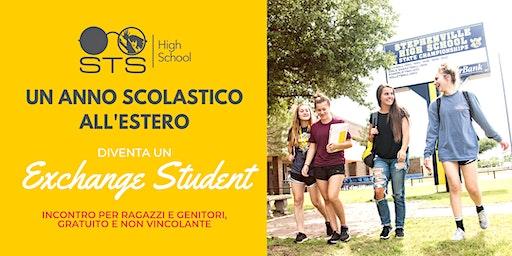 STS High School: anno scolastico all'estero - incontro informativo gratuito