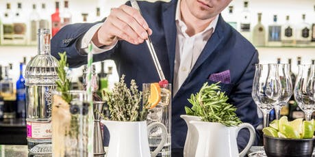 Gin Experience in Canary Wharf tickets