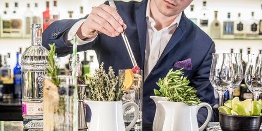 Gin Experience in Canary Wharf