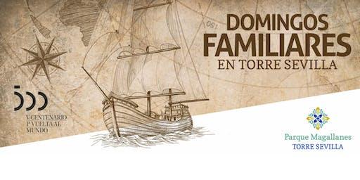 Domingos familiares en el Parque Magallanes. Torre Sevilla
