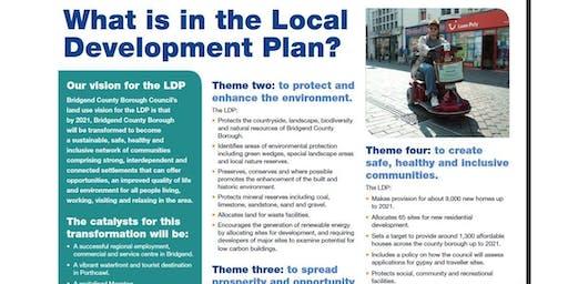 Preferred Strategy Consultation Event for Bridgend County Borough