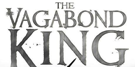 Launch party: The Vagabond King tickets