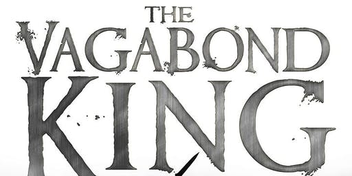 Launch party: The Vagabond King