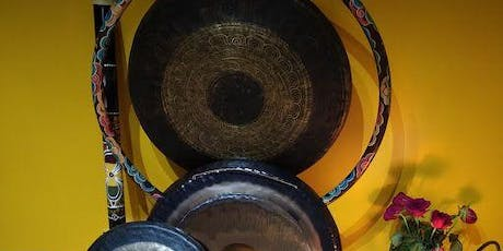 Gong Spa Sound Healing tickets