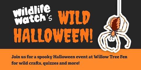 Wildlife Watch Halloween Event tickets
