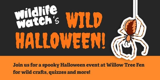 Wildlife Watch Halloween Event