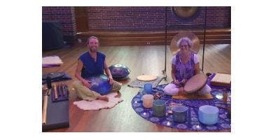Sacred Sound Event with Paulien Gort and Matthew James