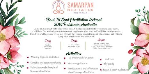Soul to Soul - A Meditation Retreat, Brisbane