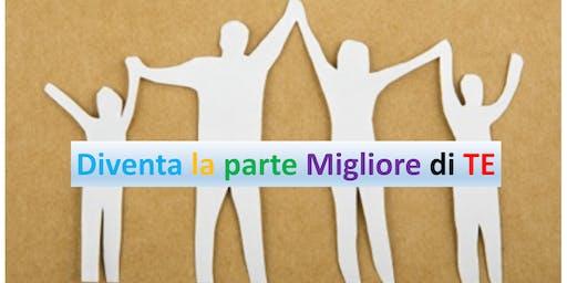""""""" DIVENTA LA PARTE MIGLIORE DI TE """""""