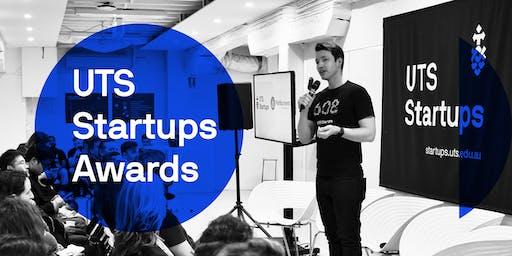 UTS Startups Awards