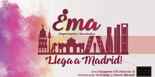 Ema llega a Madrid