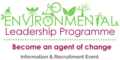 Information & Recruitment Evening for Environmental Leadership Programme