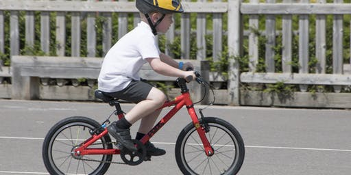 Bikeability taster sessions ( 6 and 7 year olds)