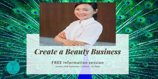 Create a Beauty Business Information session