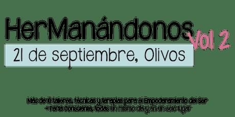 HerManándonos Vol2 • Primavera • Anticipada Septiembre entradas