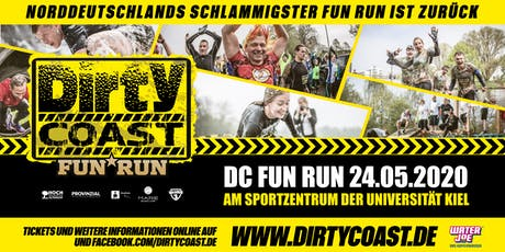 Dirty Coast™ FUN RUN 2020 - Kiel Tickets